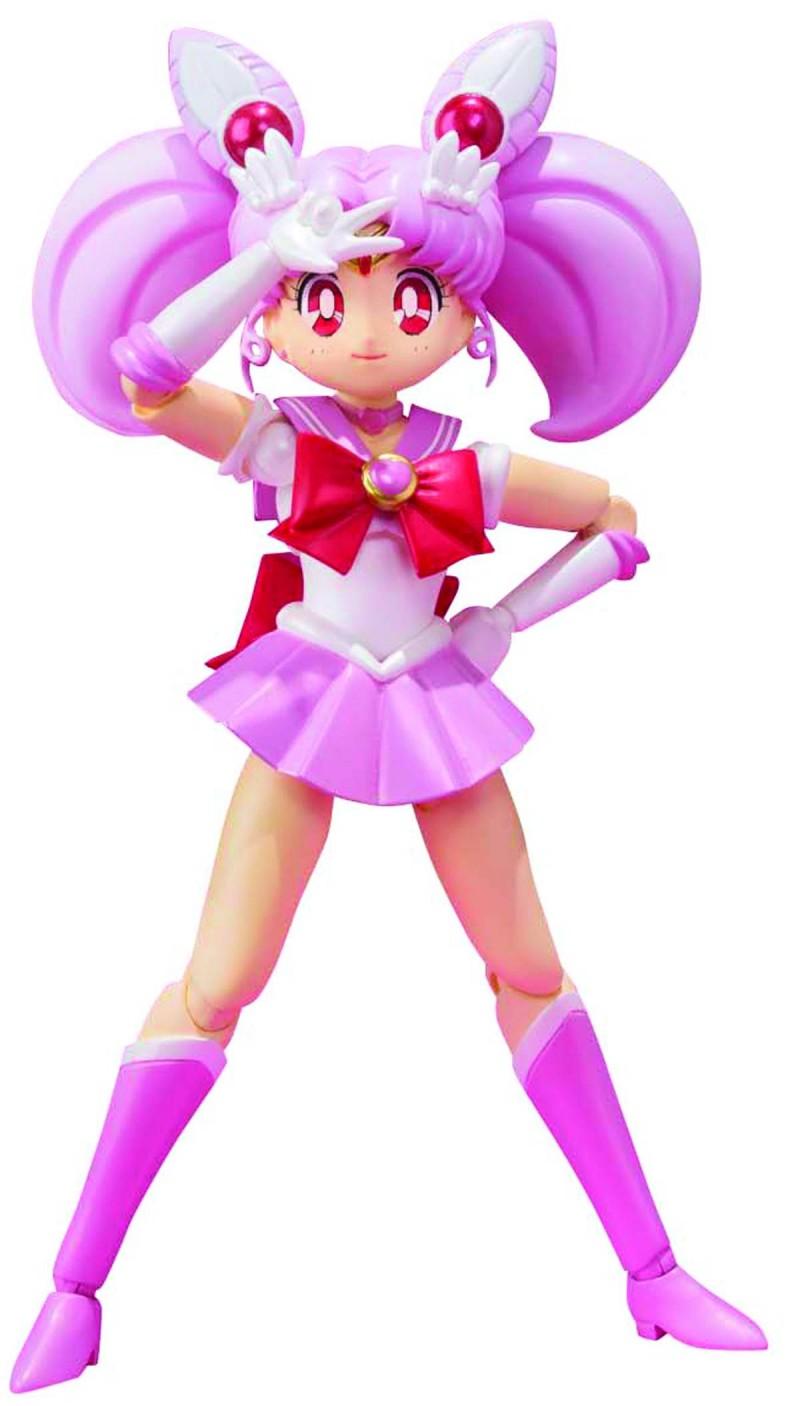 Sailor Moon AF SH Figure  Arts Sailor Chibi Moon