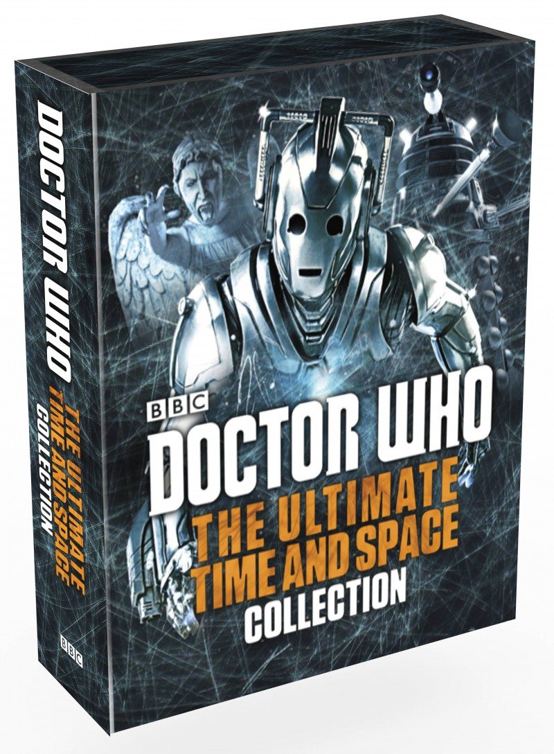 Dr Who Keepsake Box Ult Time and Space Coll