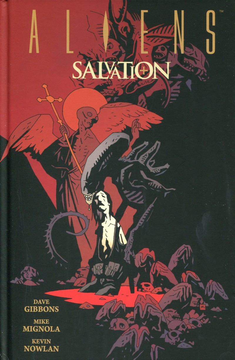 Aliens Salvation HC