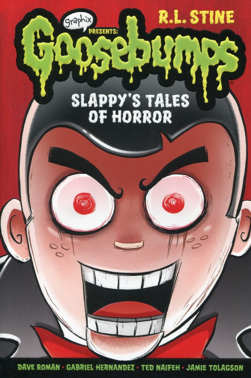 Goosebumps Graphix TP V1  Full Color Slappys