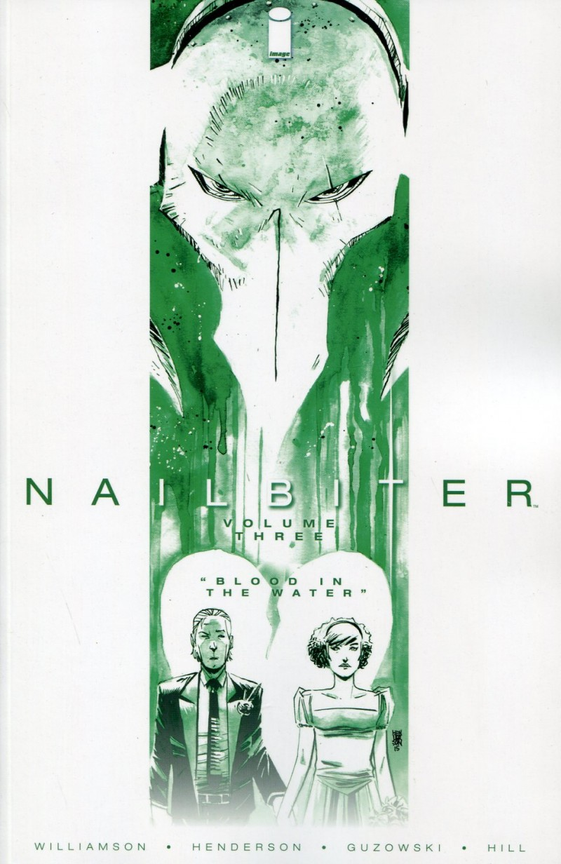 Nailbiter TP V3 Blood in  the Water