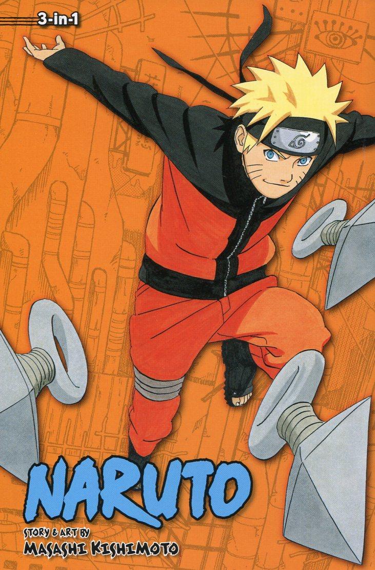 Naruto GN Big Edition V12