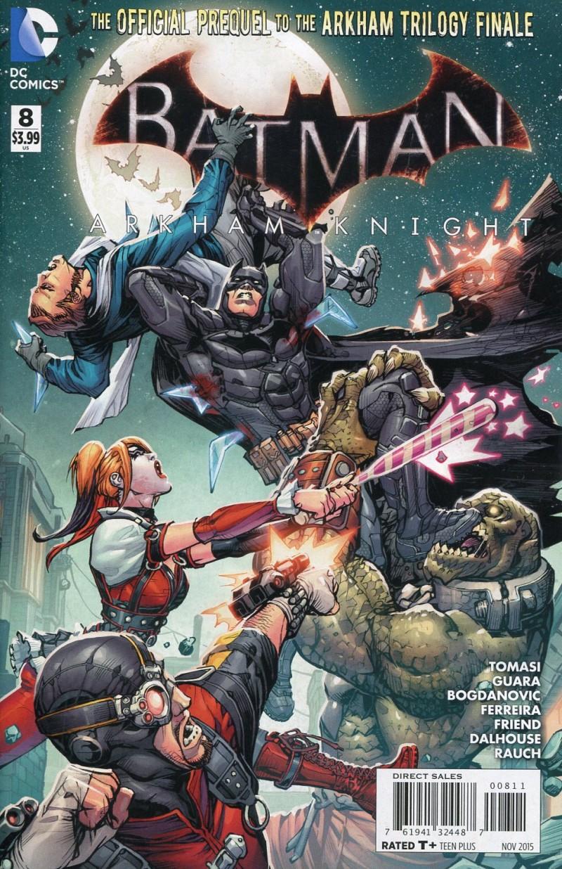 Batman Arkham Knight #8