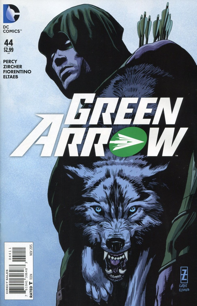 Green Arrow V6 #44
