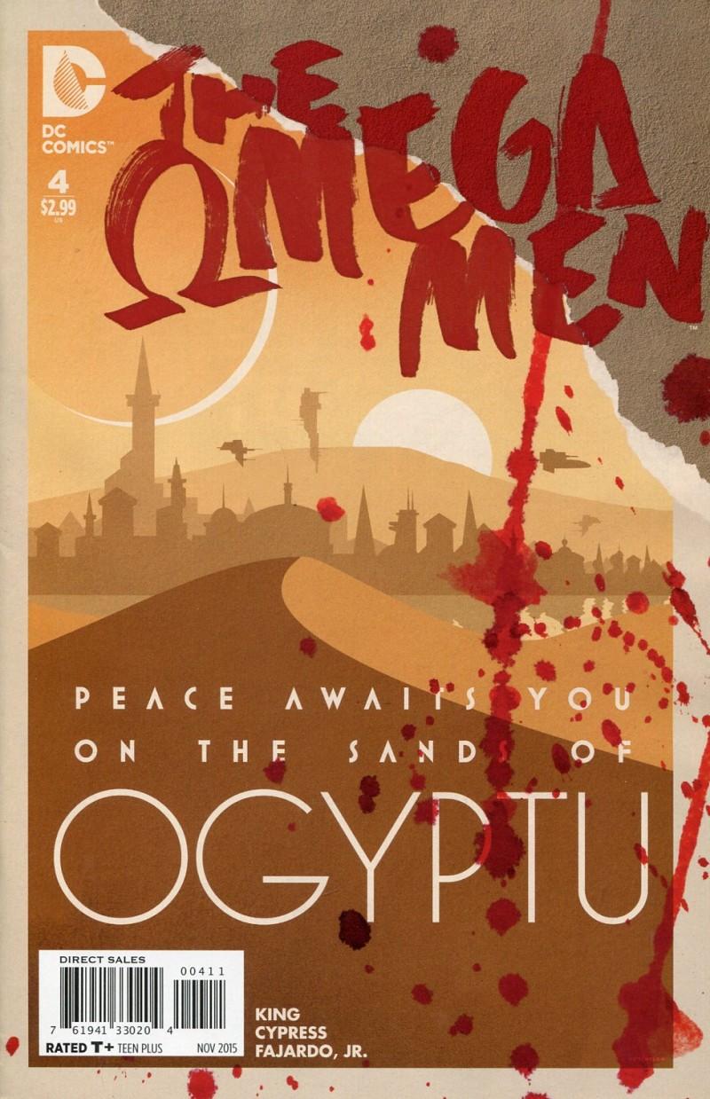 Omega Men V3 #4
