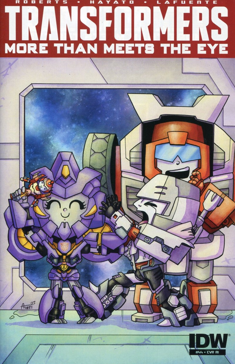 Transformers More Than  Meets the Eye #44 Variant
