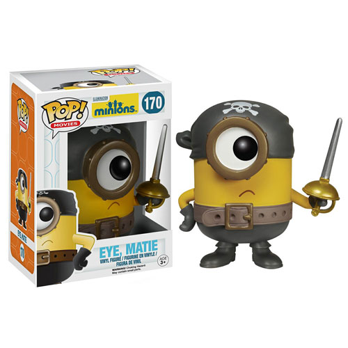 Funko Pop Minions Vinyl Eye Matey
