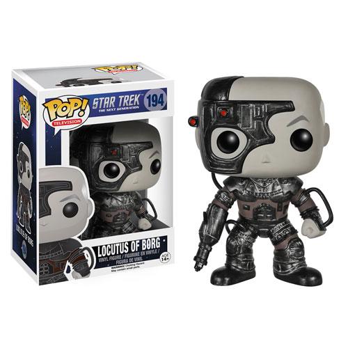 Funko Pop Star Trek TNG Locutus of Borg