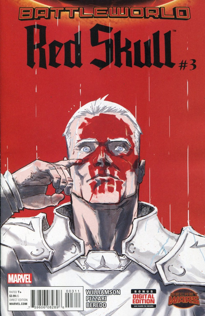 Red Skull V2 #3