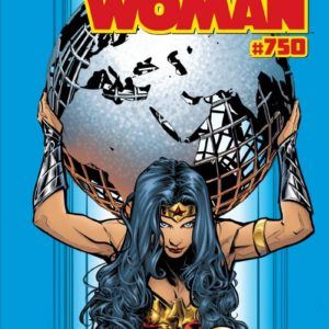 Hot this Week: Wonder Woman #750, Excalibur, Far Sector and more