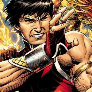 Shang-Chi mini-series coming from Marvel