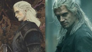 The Witcher gets a new story from Dark Horse