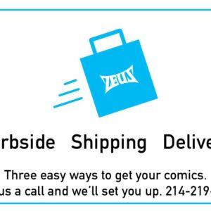 Curbside pickup and delivery now available