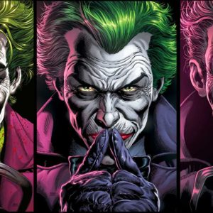 The riddle of Three Jokers will finally be answered