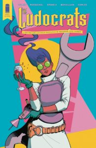 New this week: Image Comics, Dark Horse, Boom Studios and more join the pull list